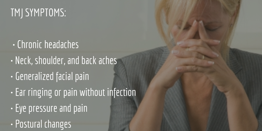 Know Your TMJ Symptoms, When to See a Dentist